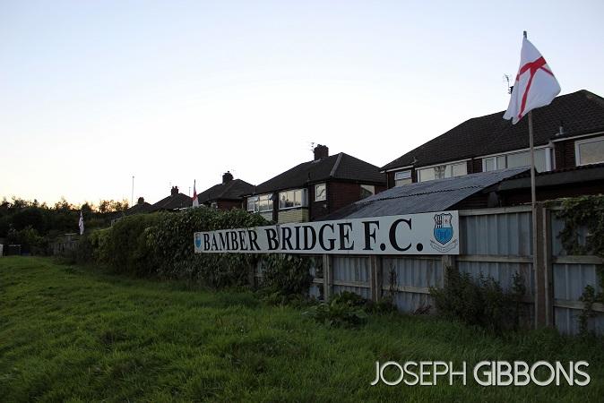 Bamber Bridge FC - Irongate