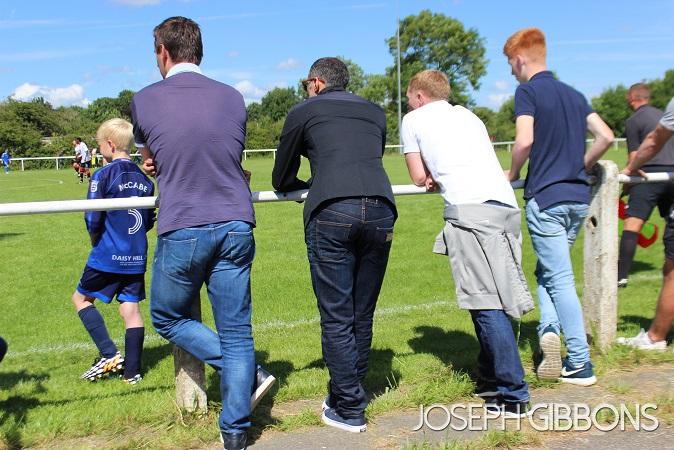 Neville, Giggs, Scholes
