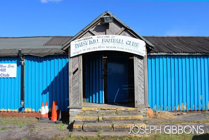 Daisy Hill FC - New Sirs