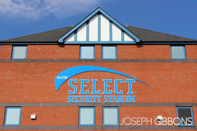 Widnes Vikings FC - Select Security Stadium