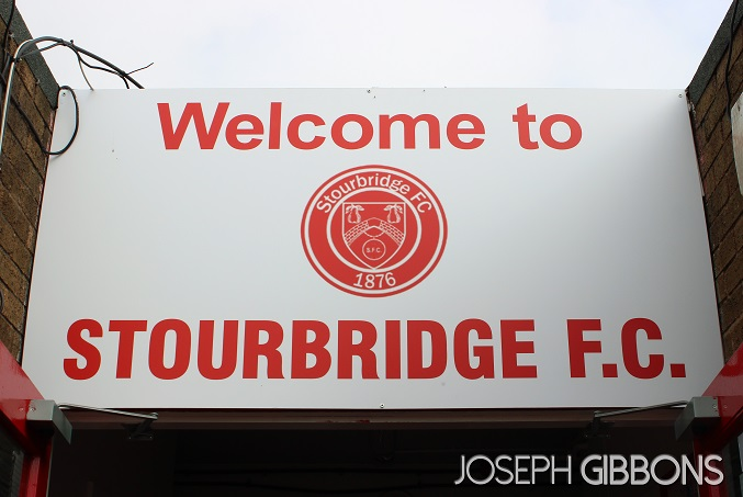 Stourbridge FC - The War Memorial Ground