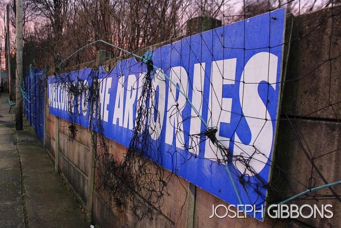 Padiham FC - Arbories