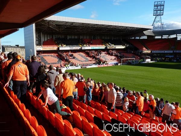 Dundee United FC - Tannadice Park