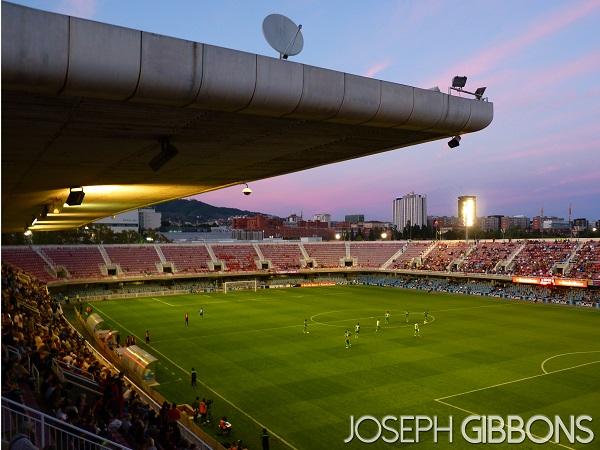 Barcelona B - Mini Estadi