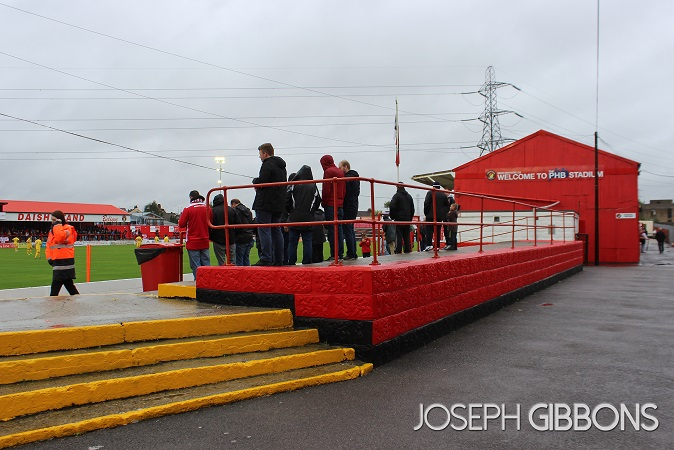 Ebbsfleet United FC - Stonebridge Road