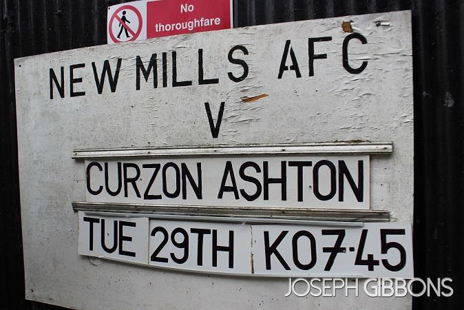 New Mills AFC - Church Lane