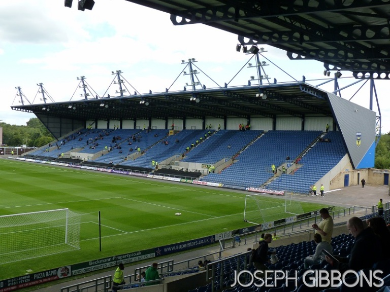Oxford United FC - Kassam Stadium