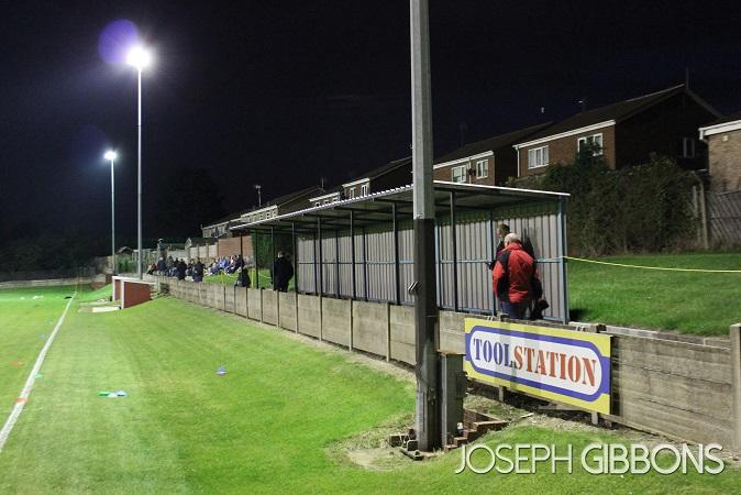 Parkgate FC - Roundwood Sports Complex