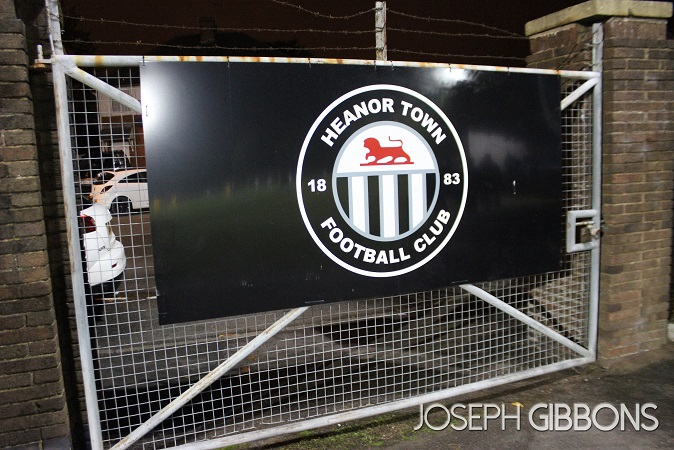 Heanor Town FC - Town Ground