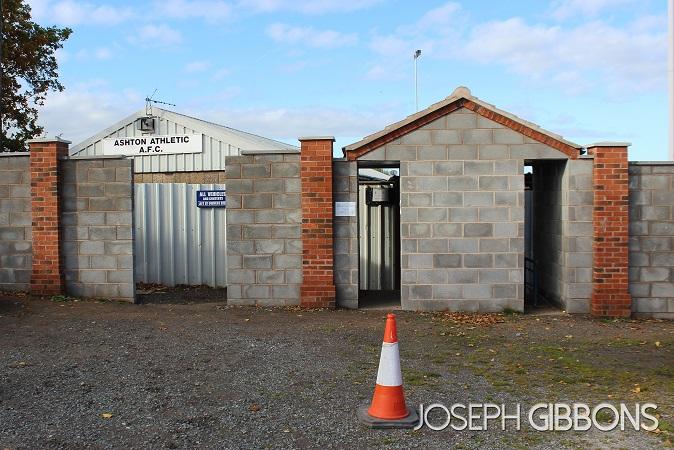 Ashton Athletic FC - Brocstedes Park