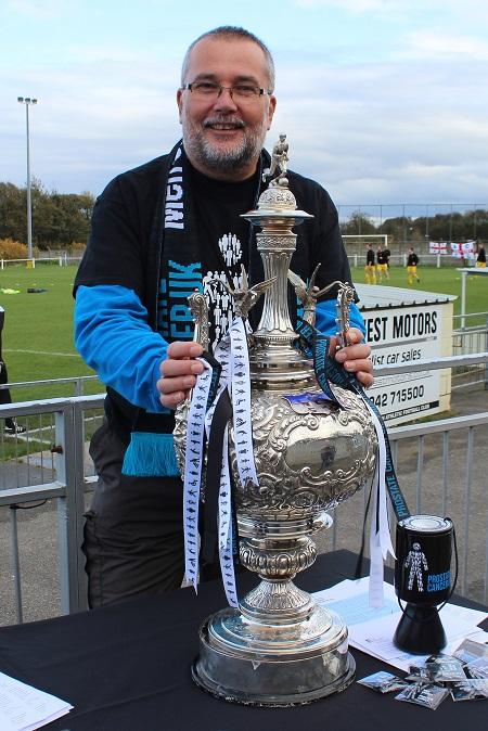 Dave Douse; Prostate Cancer UK representative