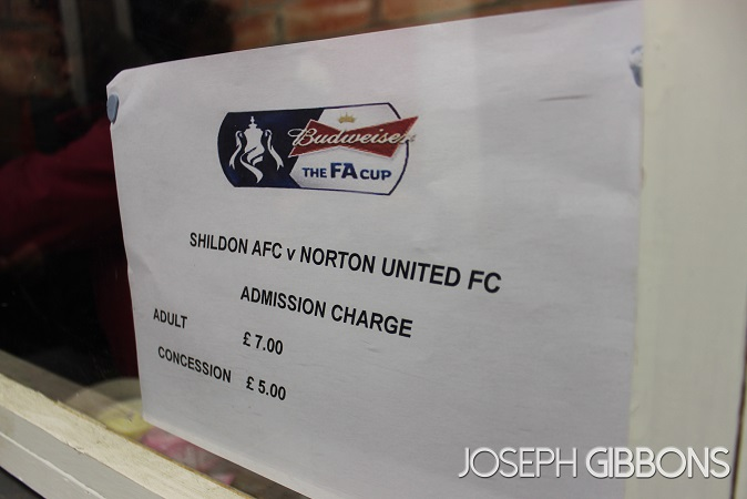 FA Cup prices