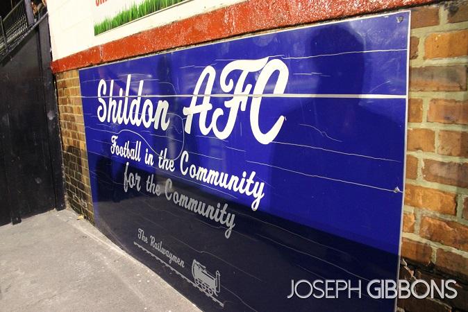 Shildon AFC - Dean Street