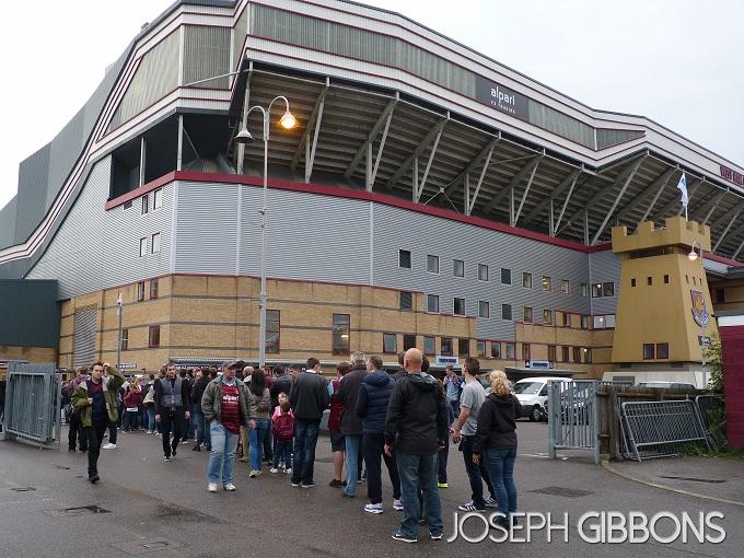 West Ham United FC - Upton Park