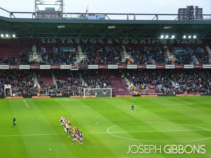 West Ham United FC – Upton Park – Gibbo's 92