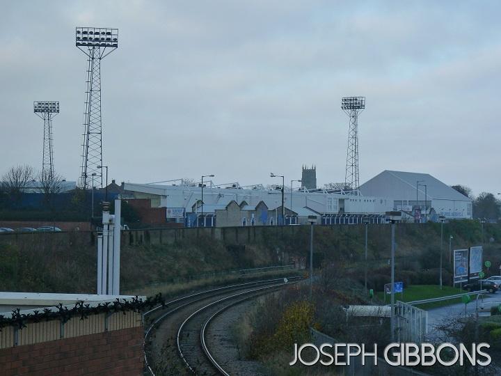 Hartlepool United FC - Victoria Park