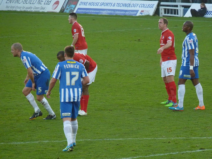 Hartlepool v York