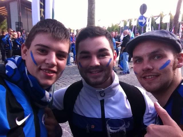 Jonas, Me and Matt