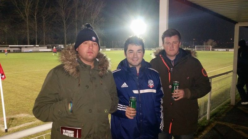 Lee, Me and Aaron