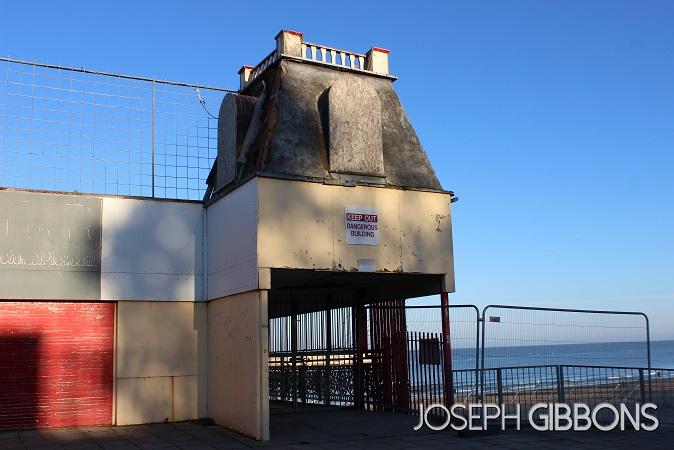 Victoria Pier, Colwyn Bay