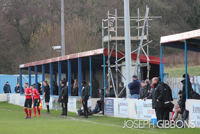 Colwyn Bay FC - Llanelian Road
