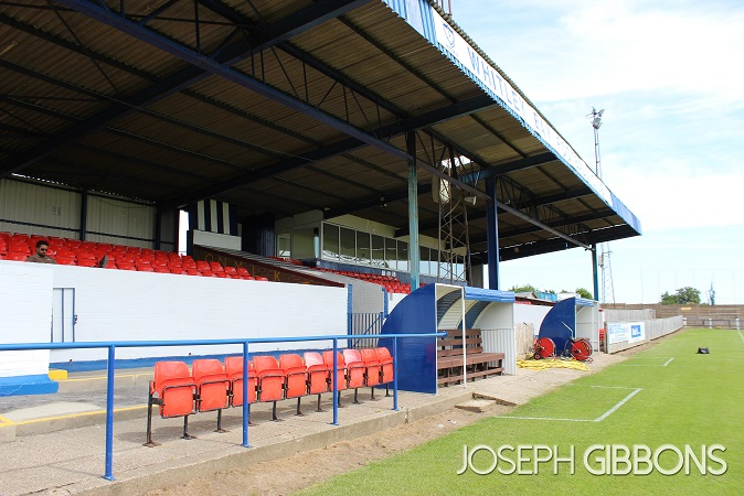 Whitley Bay FC - Hillheads Park