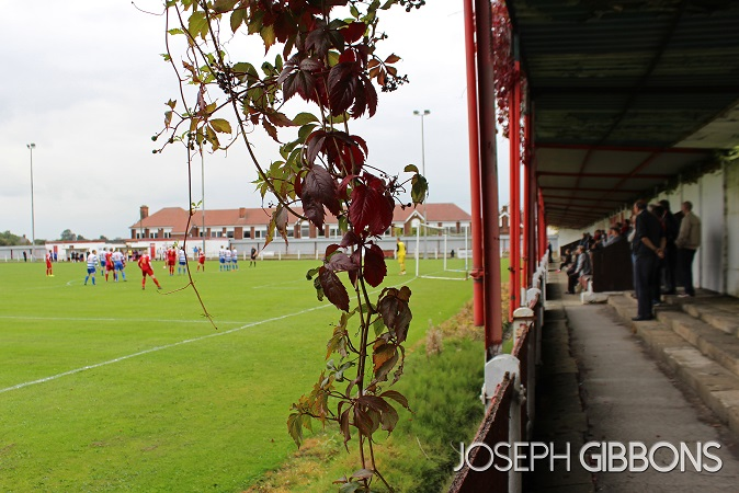 Selby Town FC - Flaxley Road Ground
