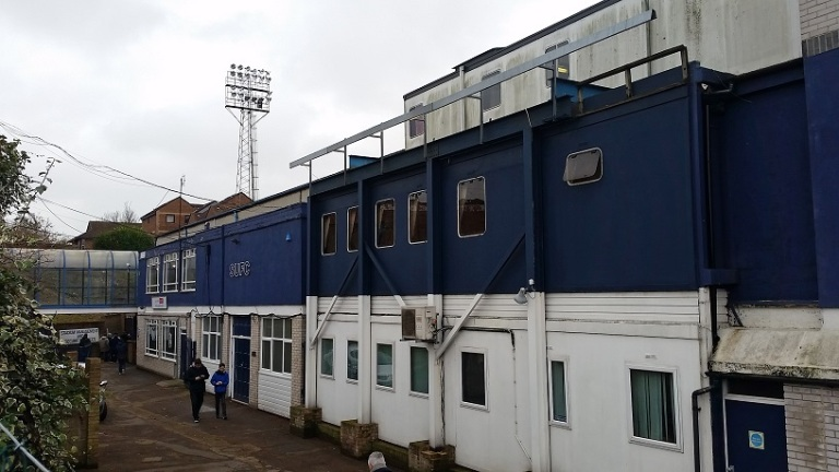Southend United FC - Roots Hall
