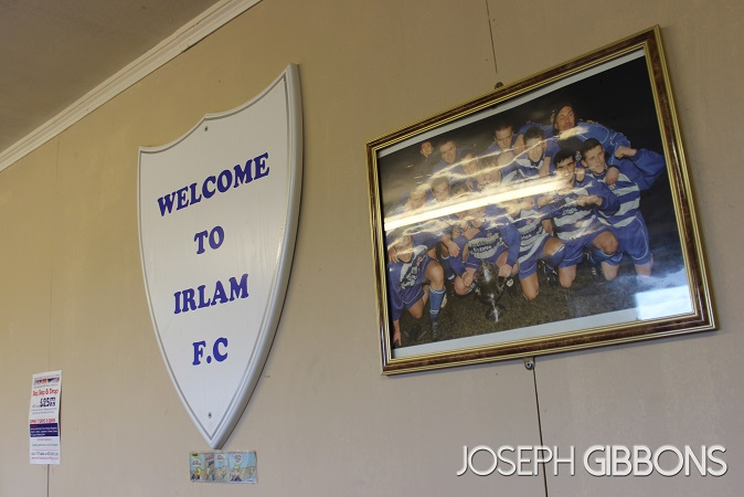 Irlam FC - Silver Street