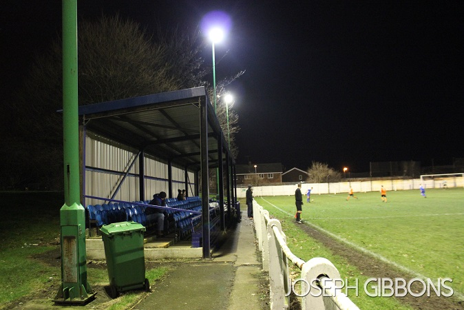 Glasshoughton Welfare FC - Leeds Road