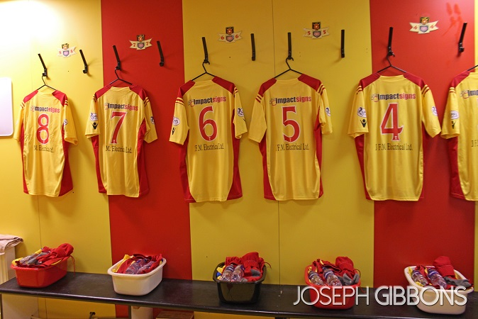 Albion Rovers FC - Cliftonhill