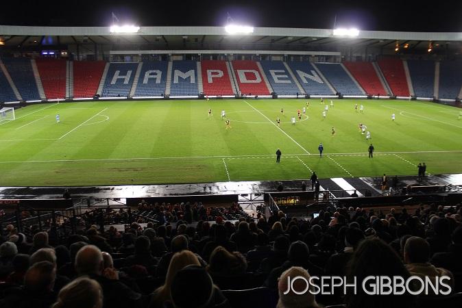 Queen's Park FC - Hampden Park