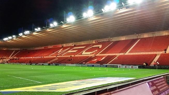 Middlesbrough FC - Riverside Stadium