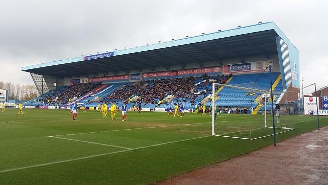Carlisle United FC - Brunton Park