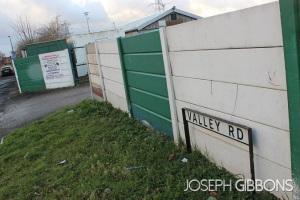 Northwich Victoria FC - Valley Road