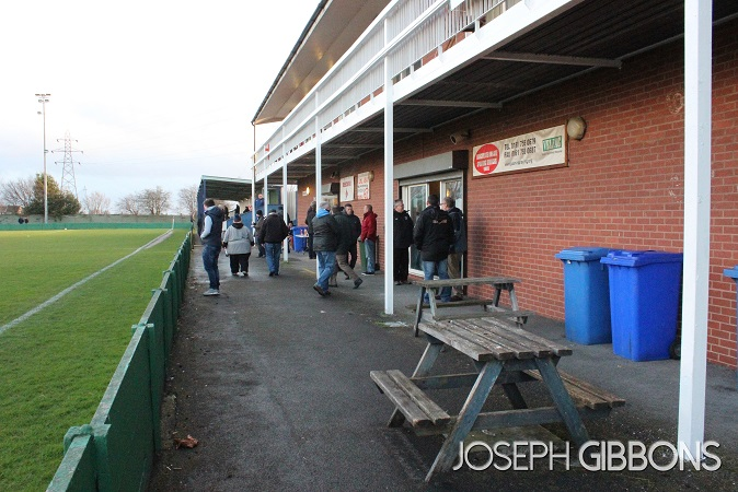 Northwich Victoria FC - Valley Road