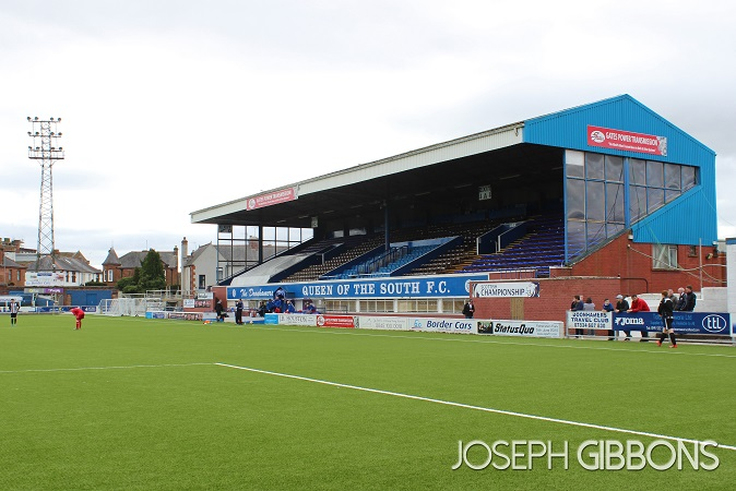 Queen of the South FC - Palmerston Park
