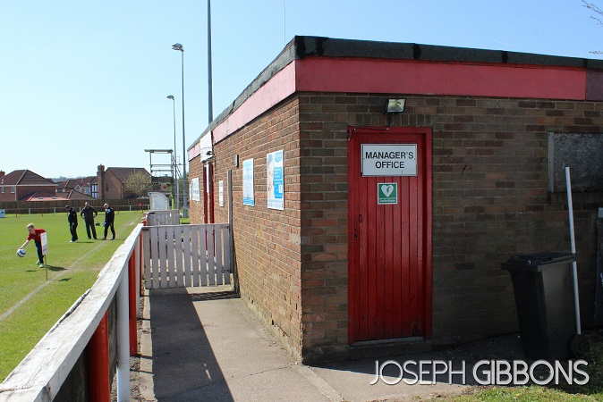 Ashton Town FC - Edge Green Street