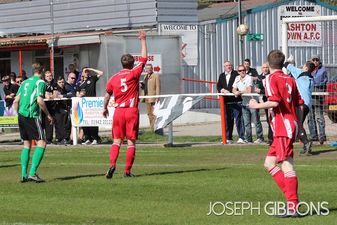 Wes Bancroft opens the scoring
