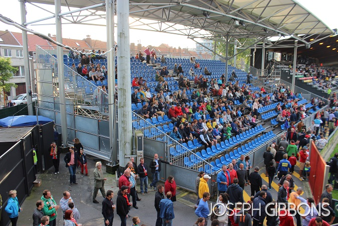 KV Oostende - Albertparkstadion