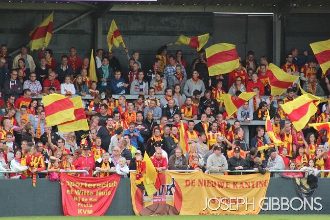 Mechelen fans