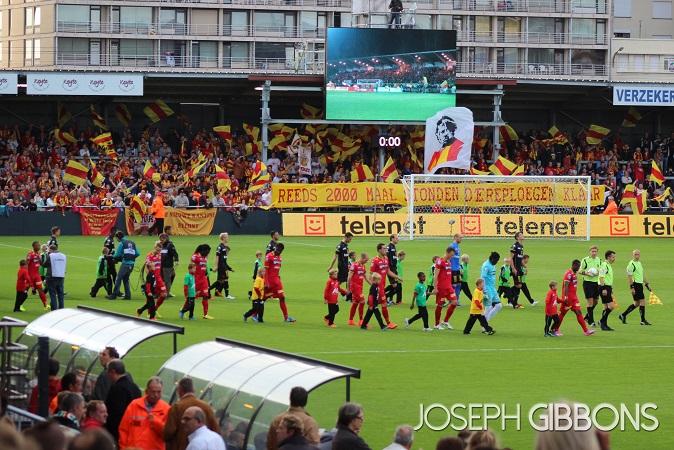 Oostende v Mechelen