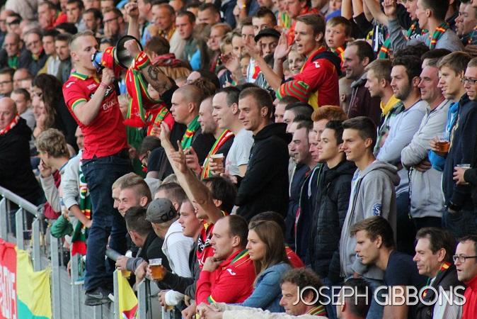 Oostende fans