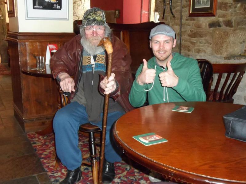 Neville and Matt