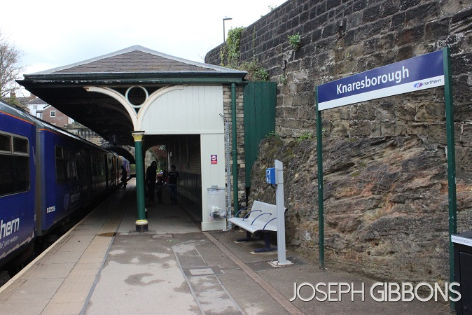 Knaresborough Train Station