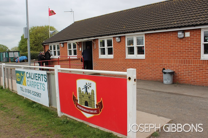 Knaresborough Town FC - Manse Lane