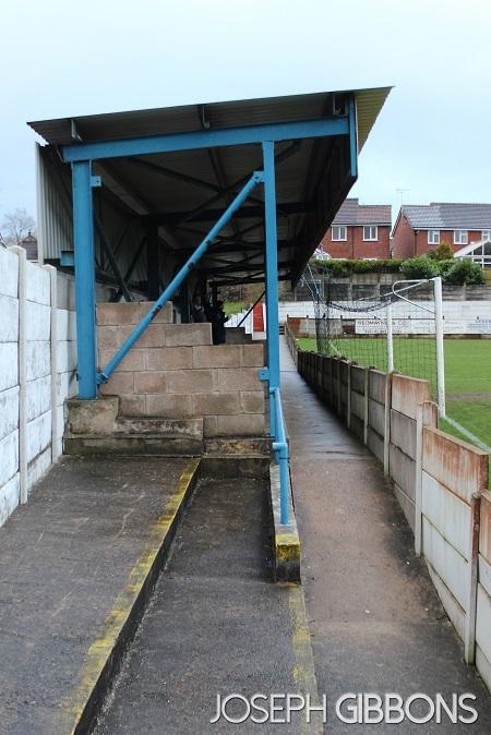 Clitheroe FC - Shawbridge