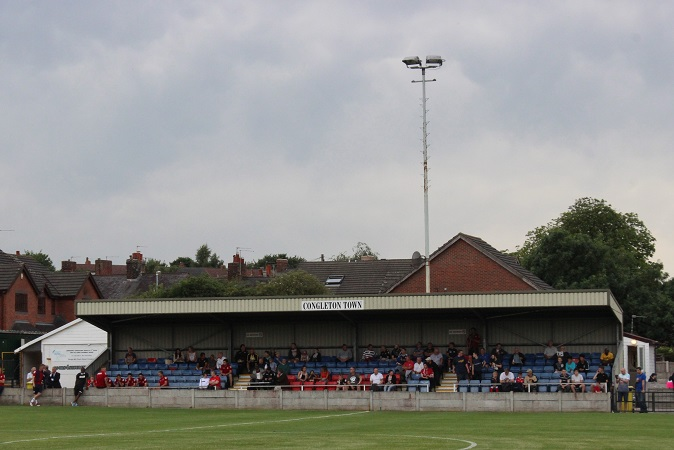 Congleton Town FC - Booth Street