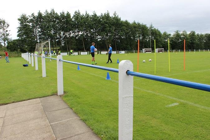 Coppull United FC - Blainscough Park