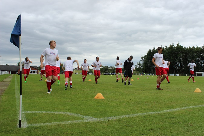 Collieries warming up